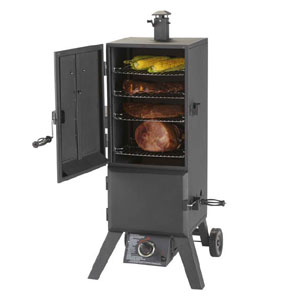 master forge smoker instructions